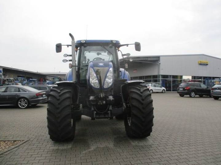New Holland t7.200 ac - 2014 - image 3