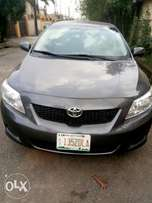 Toyota Corolla 2010 Tokunbo in Excellent Condition