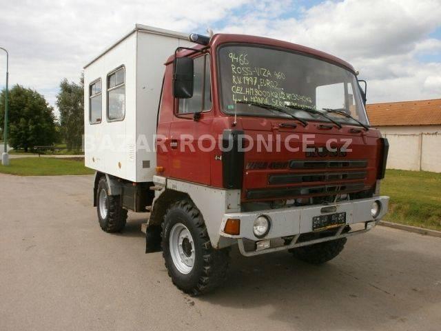 Box ross-viza 460  (id 9466) closed  truck - 1997