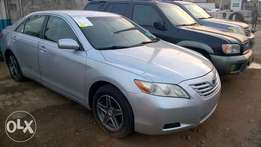 Clean Tokunbo Toyota Camry Muscle 07