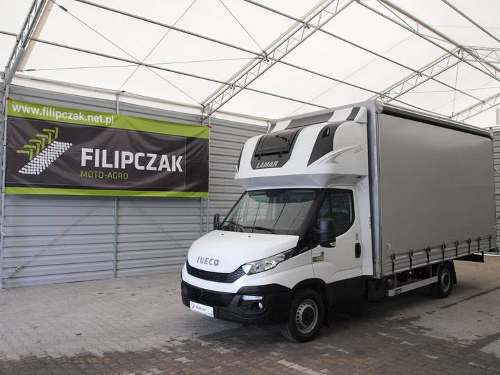 Iveco Daily 35C15 35-170 - 2016