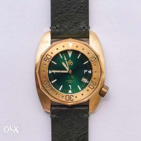 watch brass/bronze