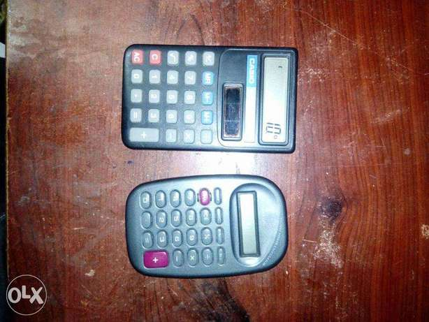 آلات حاسبة Calculators