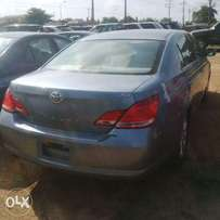 Extremely Clean Foreign Used Toyota Avalon XL 07
