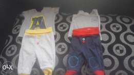 boys clothing. only one owner. 0-3 months.