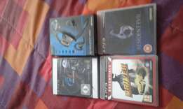 Ps3 games and online gaming headset