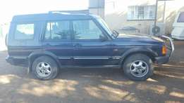 Land Rover Discovery 2 V8 4WD 2000