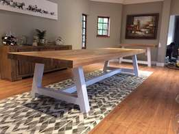 Gorgeous affordable dining tables custom made