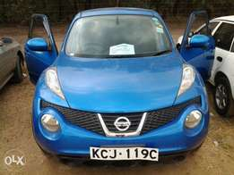 Nissan Juke Xtronic CVT Price Negotiable 2011 Barely used,good as new