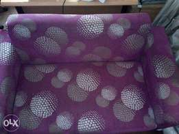 6 Months Used Two-Seater Chair For Sale