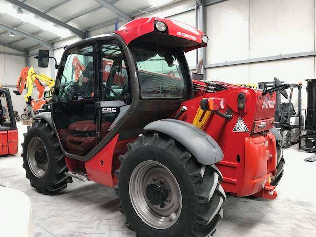 Manitou Mlt 634 - 2013