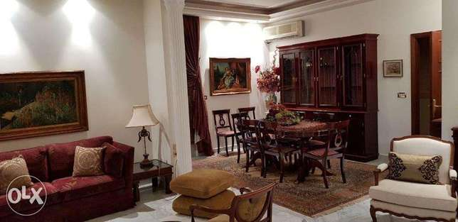 Deluxe Furnished Apartment with Sea View in Ain saade