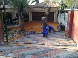 Top quality paving/driveways & parking areas