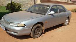 Mazda 626 V6 for sale or swop (Reduced)
