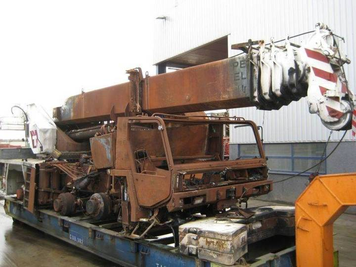 Tadano Faun ATF 50-3 for parts