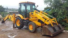 JCB 3CX 4x4 TLB - 2005 model, +- 7000 hours
