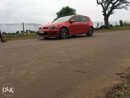 2015 Vw golf 7 gti for sale