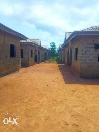 2 Bedroom Carcass Structures for Sale Lagos Mainland - image 2