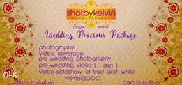Pro Wedding photography and video coverage