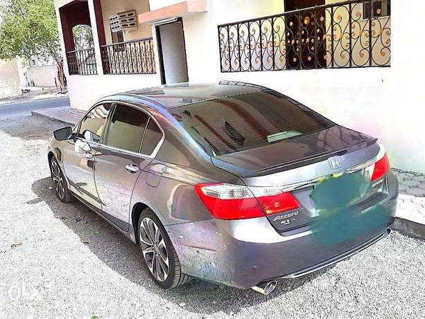 Honda-Accord 2015 USA. Option for monthly installments if u are elig.