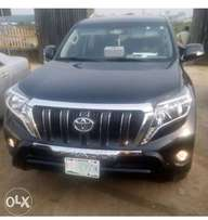 Toyota Land cruiser Prado TXL 2015 model (Nigerian used very clean)