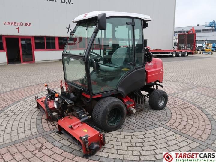 Toro LT3340 4WD 3-Gang Hydro Cylinder Reel Mower AIRCO - 2012