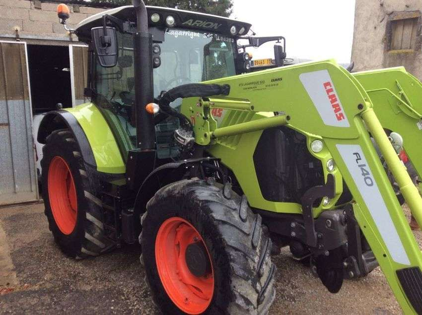 Claas arion 530 cmatic - 2015 - image 3