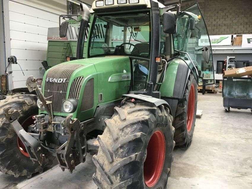 Fendt Farmer 410 Vario - 2002