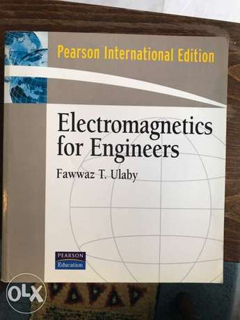 Electromagnetic for Engineers
