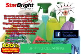 Pre Occupation cleaning services