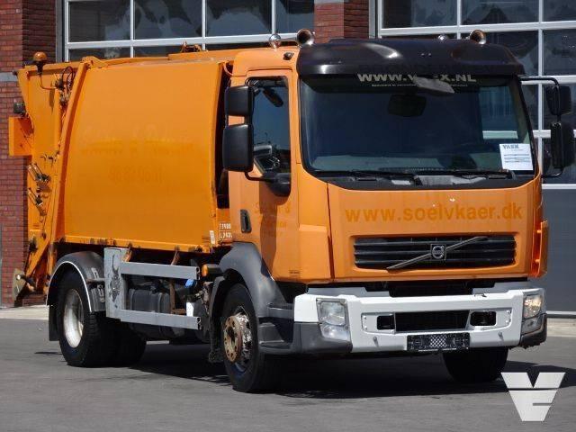 Volvo FL260 4x2 Garbage truck - 1902
