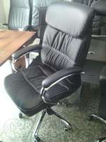 JG Office Executive High Back Chair(New)