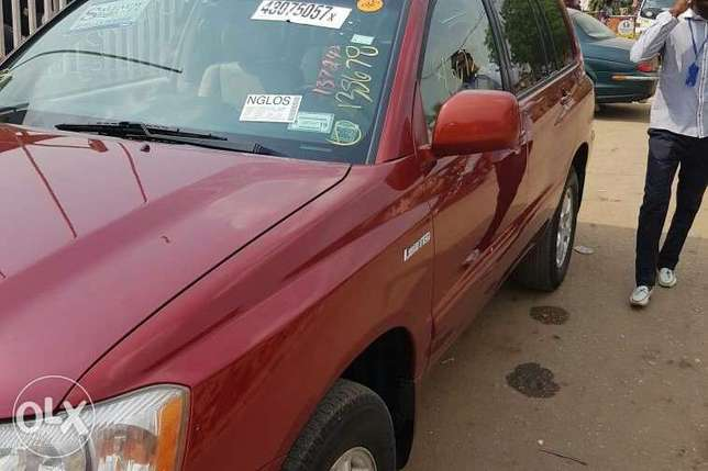 Foreign used superclean highlander available for sale Ipaja - image 6