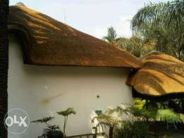 Thatching/Harvey thatch/Fencing