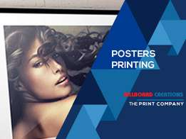 Best of digital printing: posters,stickers,fliers banners etc