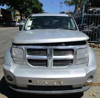 Dodge Nitro Stripping for Used Parts