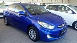Hyundai Accent 1.6 Fluid Manual 2013. Immaculate!