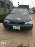 Toyota corolla, 1998 model used with care, first body