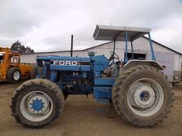 Ford 8010 Tractor 4x4