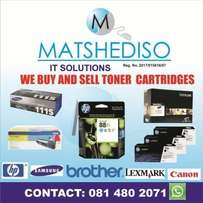 Cash On Hand For Your New Ink & Toner Cartridges