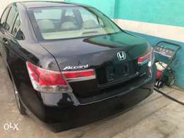 Super neat cheap nigeria registered Honda Accord