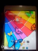 Android Tab version 5.1 with 1gb RAM and 2sim slot