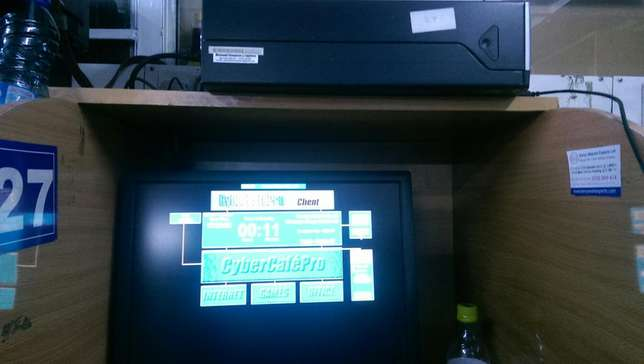 Cyber set up point of sale server and client Nairobi CBD - image 1
