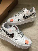 Buty Nike Air force białe rozmiar 38,5 Pruszcz Gdański • OLX.pl