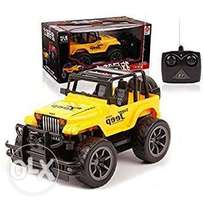remote controlled jeep toy car