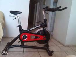 gym equipment- bycicle