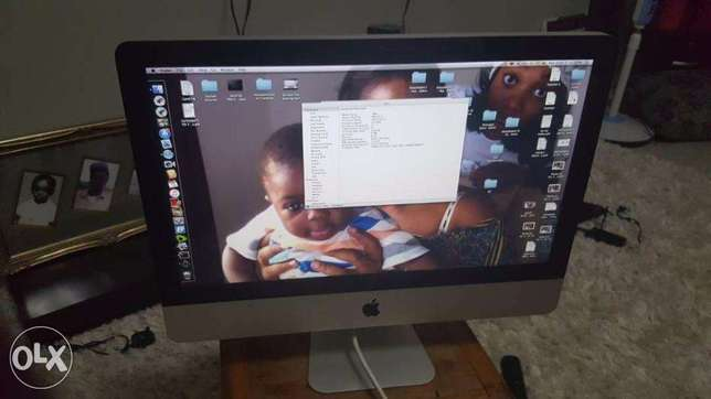 Apple IMAC 2011 Model Lekki - image 1