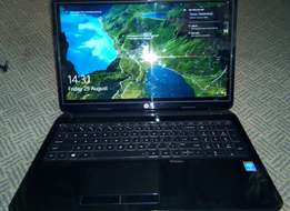 "Laptop Hp 15 core i3 15"" touch screen with 10 touch points"