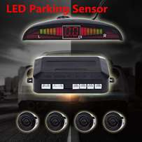 Parking Sensors with Display Unit