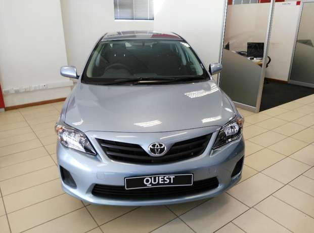 2016 Toyota Quest 1.6 Plus Grahamstown - image 1